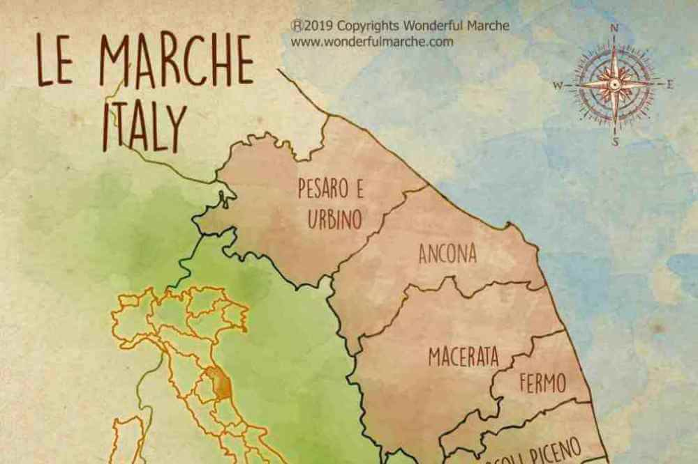 Le Marche Wonderful Marche
