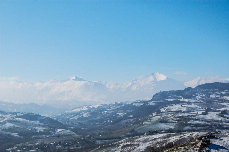 best places to visit le marche sibillini