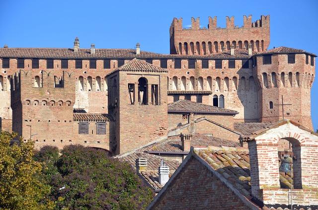 gradara castle italy