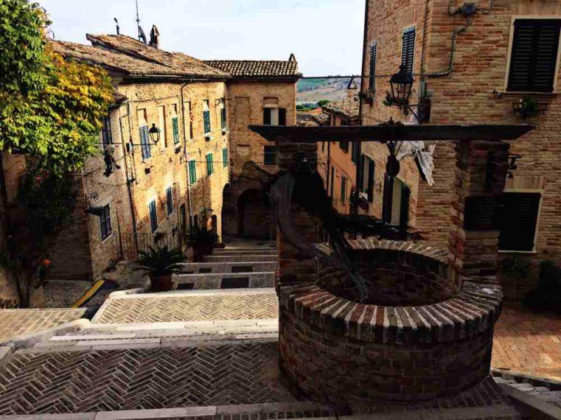 places to visit le marche corinaldo